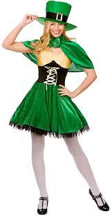irish lucky leprechaun st patrick u0027s day costume letter