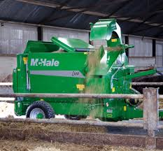 mchale english u2013 c460 trailed silage feeder and straw blower
