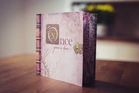 fairy tale wedding invitation booklet fairy story invite in