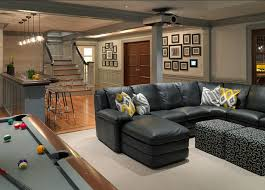 Basement Family Room Basement Basement Pinterest Basement - Family room in basement