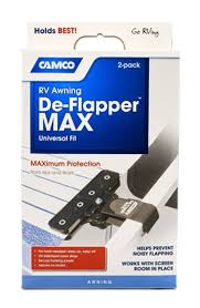 Camco Awning Mat Camco 42251 Deflapper Max Rv Awning Clamps