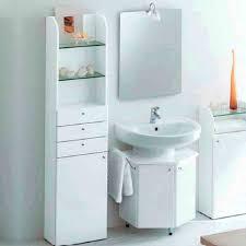 B Q Bathroom Storage Units Charming Bathroom Storage Units Large White 4 Basket Chest