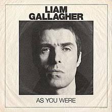 as you were liam gallagher album wikipedia