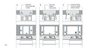 hauteur prise cuisine plan de travail plan de cuisine amenagement cuisine contemporaine plans de travail