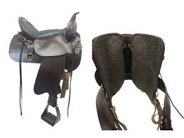 Horse Saddle by Reduced 16