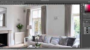 photoshop compositing interiors photography youtube