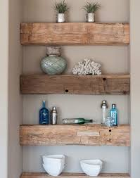 Floating Shelves For Bathroom by 75 Modern Rustic Ideas And Designs Wood Bathroom Solid Wood And