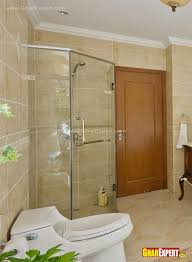 corner bathroom shower enclosure gharexpert