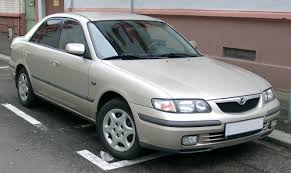 mazda 626 information and photos momentcar