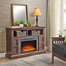 Tv Stand Fireplace Heater by Fireplace Tv Stand Ebay