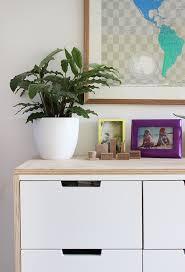 Ikea Kid Desk Diy Plywood Kid S Desk Area And Ikea Hack Ez S Bedroom Growing