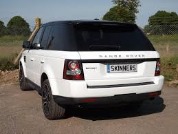 used range rover for sale used 2013 land rover range rover sport sdv6 hse black edition for