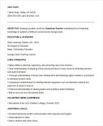 Sample Resume Teachers by Sample Resume For Teachers Entry Level Resume Ixiplay Free