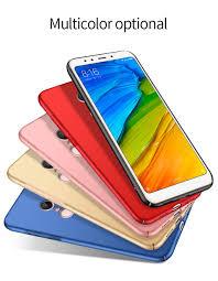Redmi 5 Plus For Xiaomi Redmi 5 Plus Pc Back Cover For Xiaomi