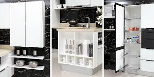 tempered glass shelves for kitchen cabinets modern toughened glass kitchen cabinet op14 094 oppein