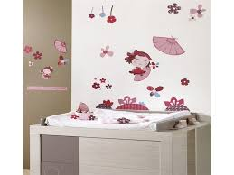 stickers geant chambre fille stickers geant chambre fille avec chambre stickers muraux chambre