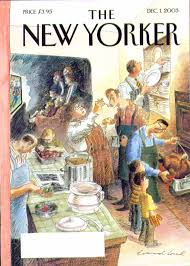 a new yorker thanksgiving shelley davies