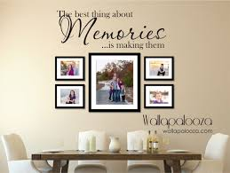 family wall decal memories wall decal by wallapaloozadecals