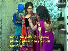 Reception Sarees For Indian Weddings How To Wear South Indian Wedding Sarees Perfectly Youtube