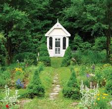 Gardens With Summer Houses - how to design a summerhouse for your garden old house