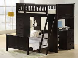 Desk Storage Drawers Bedroom Dazzling Enterprise Twin Over Full Bunk Bed With Desk