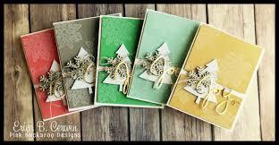 pink buckaroo designs in color card