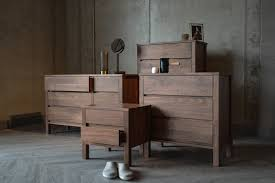Solid Walnut Bedroom Furniture by Walnut Bedroom Furniture Walnut Black Lotus Natural Bed Company