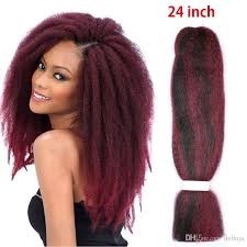 24 inch extensions afro curly synthetic hair extensions 24 inch 60g pack futura