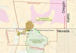 Standing Rock Reservation Map Indianz Com U003e Fort Mcdermitt Paiute Shoshone Tribe Plans Roundup