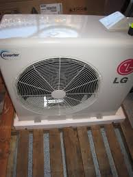 mini split heat pump air conditioning diy delivery of lg ductless