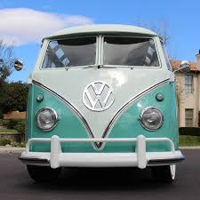 volkswagen classic van covering classic cars 1961 volkswagen bus from our july catalog