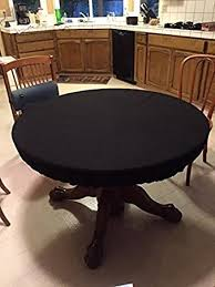 36 round table top amazon com felt poker tablecloth cover for round tables 36 48 60