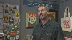 Anderson Design Group Home Of The Spirit Of Nashville by Artist Joel Anderson Finds Success With Nashville Inspired Art