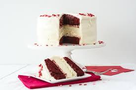 red velvet cheesecake w cream cheese frosting diva eats world
