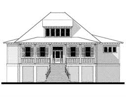 cottage house plans one story the bermuda bluff cottage house plan design fromison ramsey plans