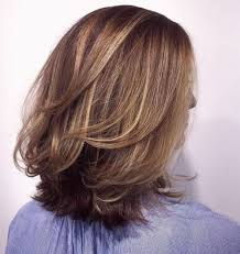 sliced layered chin lengt bob with bangs 60 most beneficial haircuts for thick hair of any length