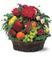 fruit flowers baskets fruit baskets in knoxville tn gift baskets in knoxville tn