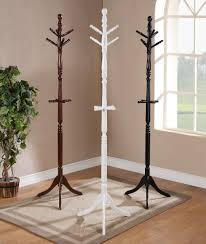 furniture charming standing coat rack for inspiring furniture