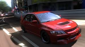 mitsubishi evo 9 wallpaper hd mitsubishi lancer evo ix gsr gran turismo 5 by bryanholland on