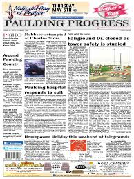 paulding progress may 4 2016 rainbow trout physician