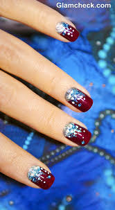 nail art ideas and inspirations for christmas