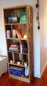 15 Unique Pallet Picnic Table 101 Pallets by Pallet Display Tower Bookcase 20 Recycled Pallet Ideas Diy