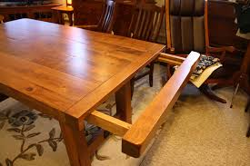 what is a trestle table settler s trestle table ohio hardwood furniture ideas for the
