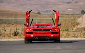 97 lamborghini diablo 1997 lamborghini diablo vt roadster smalto rosso static 5