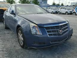 cadillac cts for sale toronto auto auction ended on vin 1g6df577790164538 2009 cadillac cts in