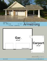 3 car garage dimensions craftsman style garage plan armstrong