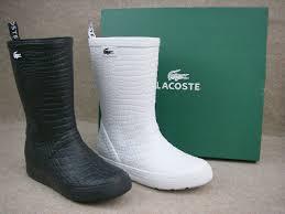 lacoste boots womens canada kamedayahonten rakuten global market lacoste csrw2944 raincourt