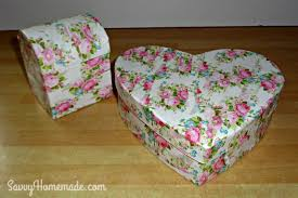Decoupage Box Ideas - 3 great decoupage ideas for beginners