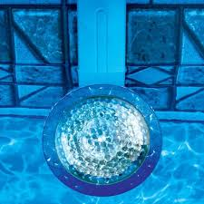 solar pool lights underwater above ground pool led lights underwater round designs