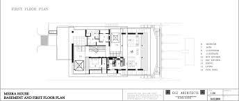 Garden Floor Plan Gallery Of Sky Garden House Guz Architects 13